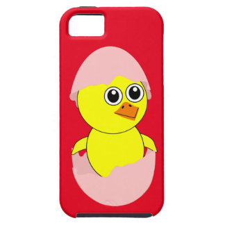 Baby Chick Maternity Pink For Girls iPhone 5 Cover