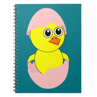 Baby Chick Maternity Pink For Girls Notebooks