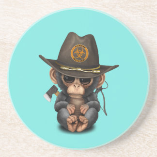 Baby Chimp Zombie Hunter Coaster