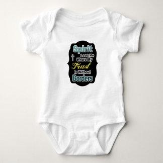 Baby Christian Bodysuit