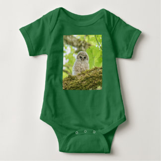 Baby Clothing with Baby Owlet Baby Bodysuit