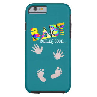 Baby Coming Soon Case by Leslie Harlow