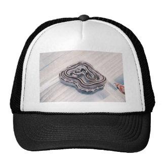 Baby Corn Snake Mesh Hat
