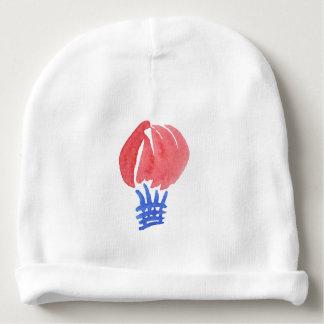 Baby cotton beanie with air balloon baby beanie