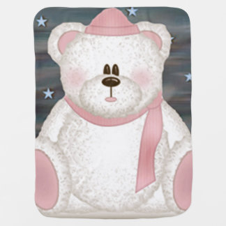 Baby cover teddy baby blanket