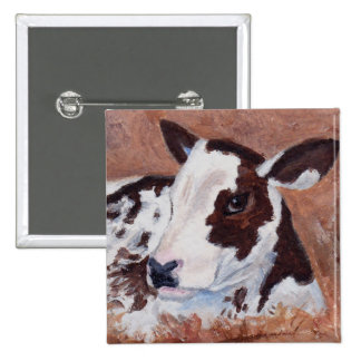 Baby Cow Button
