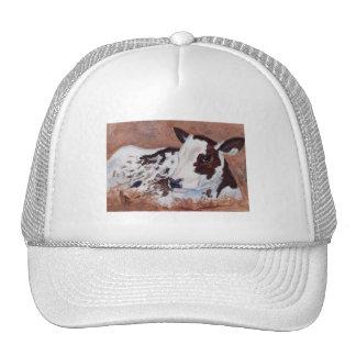 Baby Cow Cap