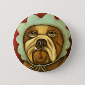 Baby Crash 6 Cm Round Badge