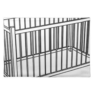Baby Crib Placemat