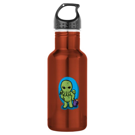 Baby cthulhu - cute cthulhu - cthulhu halloween 532 ml water bottle