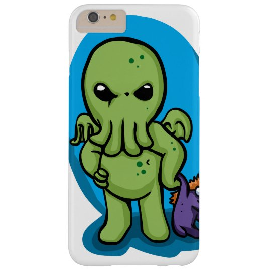 Baby cthulhu - cute cthulhu - cthulhu halloween barely there iPhone 6 plus case