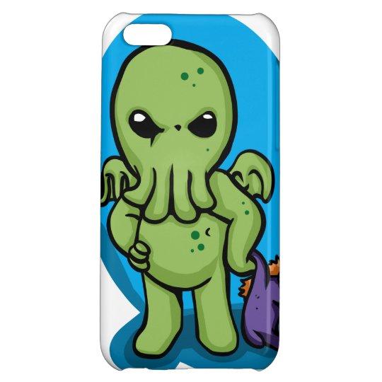 Baby cthulhu - cute cthulhu - cthulhu halloween case for iPhone 5C