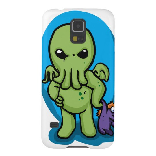 Baby cthulhu - cute cthulhu - cthulhu halloween cases for galaxy s5