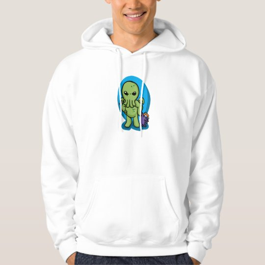 Baby cthulhu - cute cthulhu - cthulhu halloween hoodie