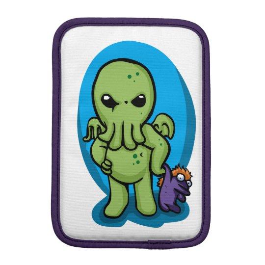 Baby cthulhu - cute cthulhu - cthulhu halloween iPad mini sleeve