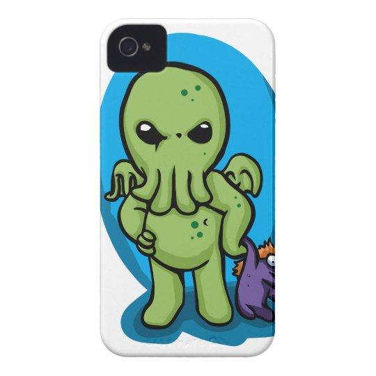Baby cthulhu - cute cthulhu - cthulhu halloween iPhone 4 cases