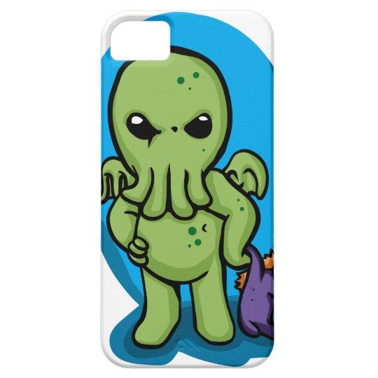 Baby cthulhu - cute cthulhu - cthulhu halloween iPhone 5 cases