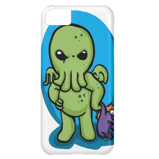 Baby cthulhu - cute cthulhu - cthulhu halloween iPhone 5C case