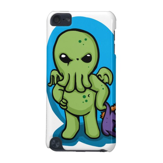Baby cthulhu - cute cthulhu - cthulhu halloween iPod touch (5th generation) covers