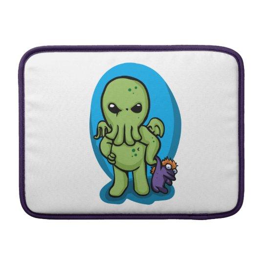 Baby cthulhu - cute cthulhu - cthulhu halloween MacBook sleeve