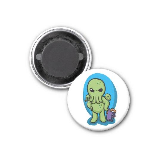 Baby cthulhu - cute cthulhu - cthulhu halloween magnet