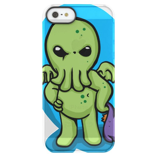 Baby cthulhu - cute cthulhu - cthulhu halloween permafrost® iPhone SE/5/5s case