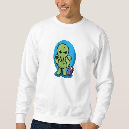 Baby cthulhu - cute cthulhu - cthulhu halloween sweatshirt