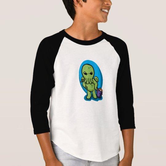 Baby cthulhu - cute cthulhu - cthulhu halloween T-Shirt