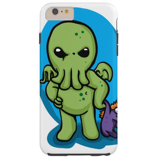 Baby cthulhu - cute cthulhu - cthulhu halloween tough iPhone 6 plus case