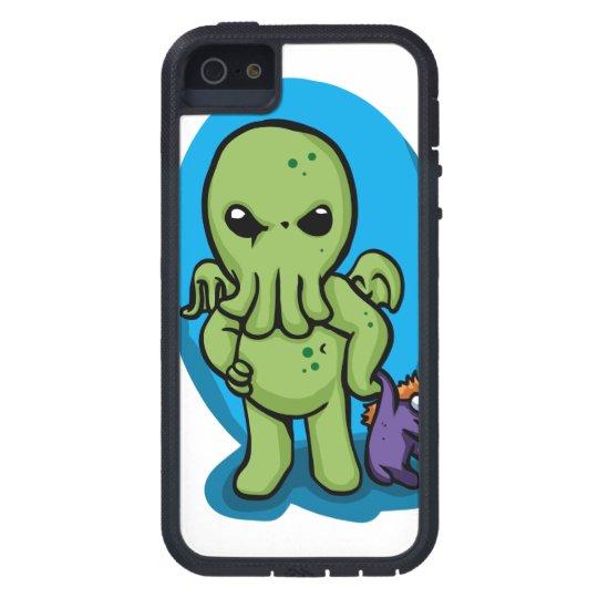 Baby cthulhu - cute cthulhu - cthulhu halloween tough xtreme iPhone 5 case
