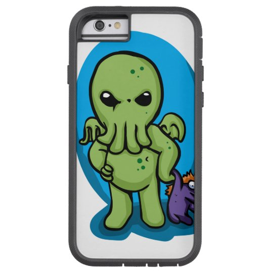 Baby cthulhu - cute cthulhu - cthulhu halloween tough xtreme iPhone 6 case