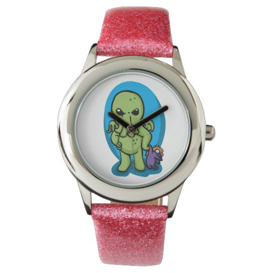 Baby cthulhu - cute cthulhu - cthulhu halloween watch