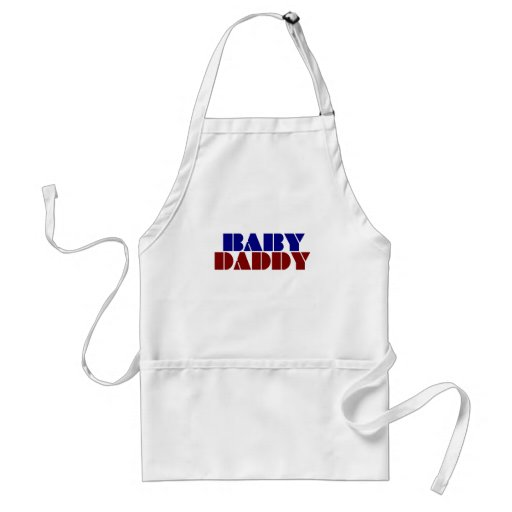Baby Daddy Apron
