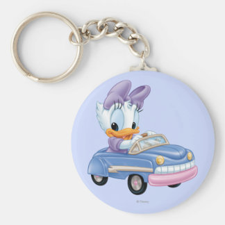 Baby Daisy Duck Key Ring