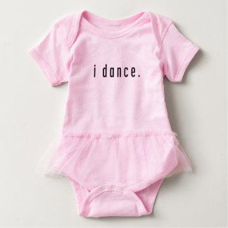 Baby Dance Tutu Baby Bodysuit