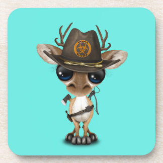 Baby Deer Zombie Hunter Coaster