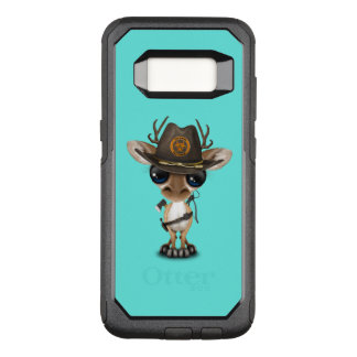 Baby Deer Zombie Hunter OtterBox Commuter Samsung Galaxy S8 Case