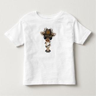 Baby Deer Zombie Hunter Toddler T-Shirt
