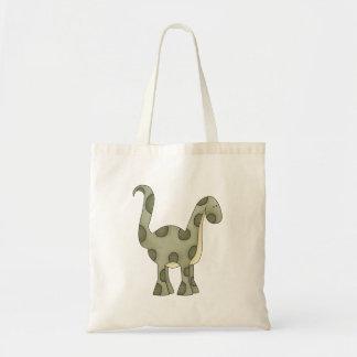 Baby Dinosaur Tote Bag