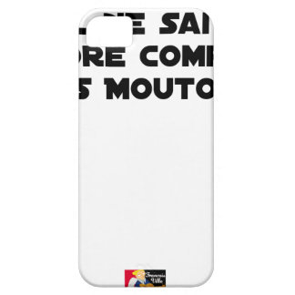 BABY DOES NOT SLEEP BECAUSE IT CANNOT COUNT YET iPhone 5 CASES