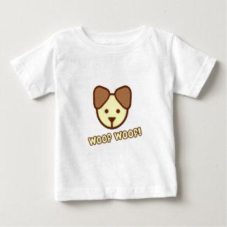 Baby Dog Cartoon Baby T-Shirt