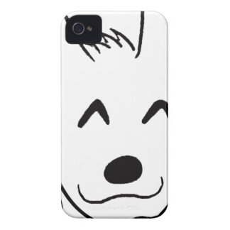 Baby dog iPhone 4 Case-Mate cases