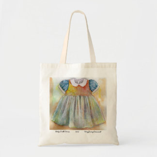 Baby Doll Dress Tote Bag