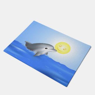 Baby Dolphin Doormat