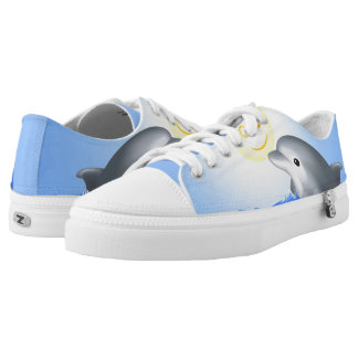 Baby Dolphin Low Tops