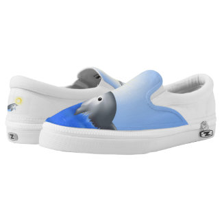 Baby Dolphin Slip On Shoes