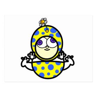 Baby Dots Postcard