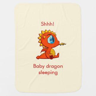 Baby Dragon Baby Blanket