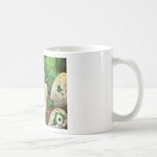 Baby Dragon Basic White Mug