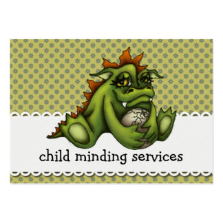 Baby dragon business cards
